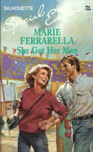 book cover of She Got Her Man