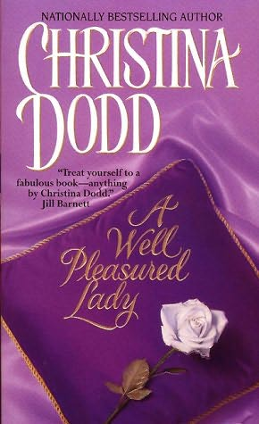 book cover of A Well Pleasured Lady