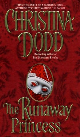 book cover of The Runaway Princess