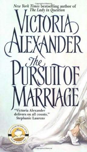 book cover of The Pursuit of Marriage