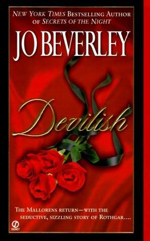 book cover of Devilish