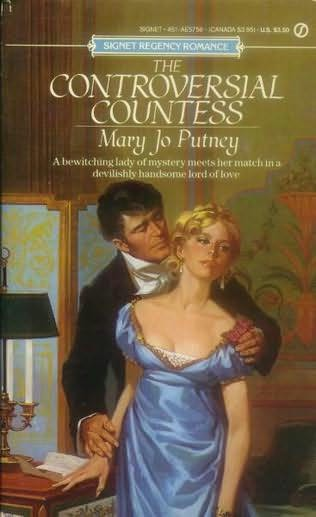 book cover of The Controversial Countess