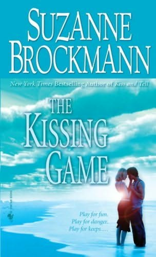 book cover of The Kissing Game