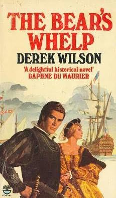 book cover of The Bear\'s Whelp