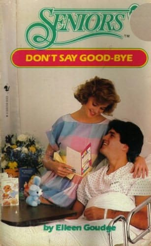 book cover of Don\'t Say Good-Bye