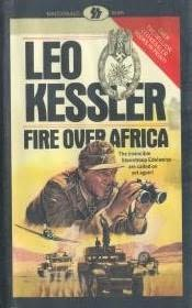 book cover of Fire Over Africa