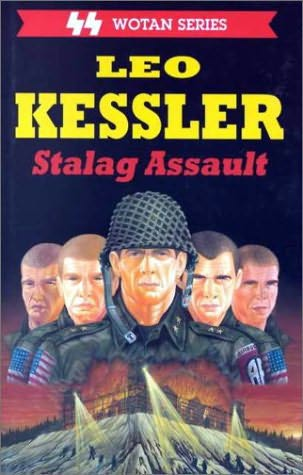 book cover of The Stalag Assault