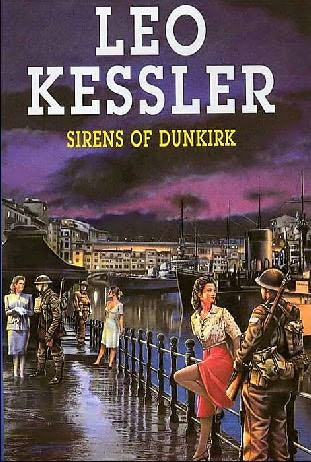 book cover of Sirens of Dunkirk