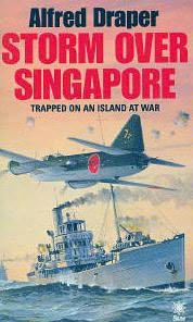 book cover of Storm Over Singapore