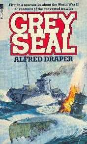 book cover of Grey Seal