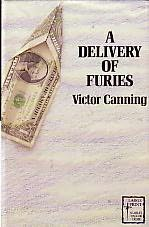book cover of A Delivery of Furies