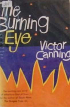 book cover of The Burning Eye