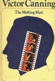 book cover of The Melting Man