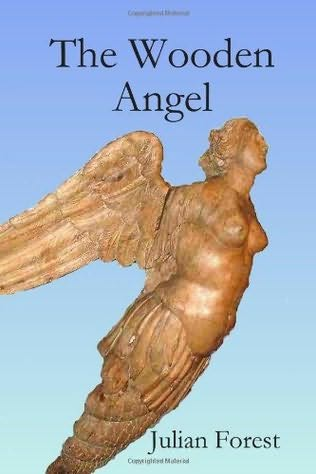 book cover of The Wooden Angel