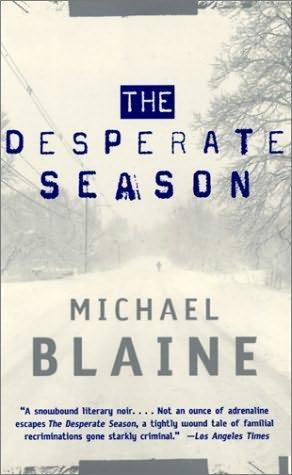 book cover of The Desperate Season