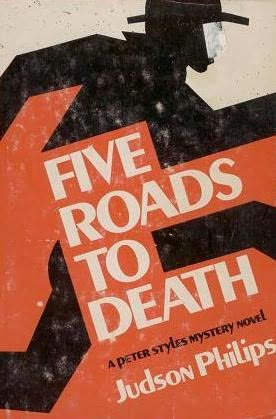 book cover of Five Roads to Death