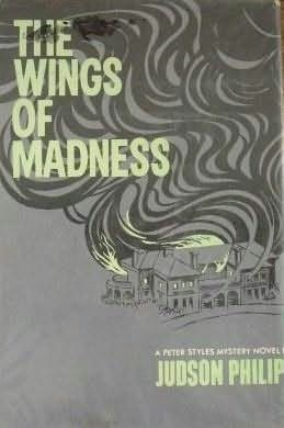 book cover of The Wings of Madness