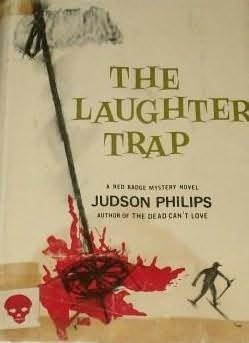 book cover of The Laughter Trap