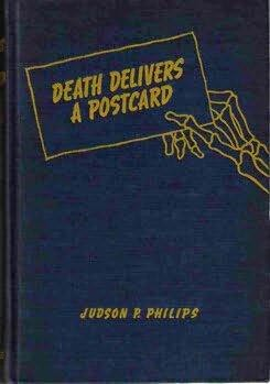 book cover of Death Delivers a Postcard