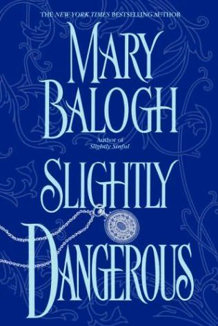book cover of   Slightly Dangerous