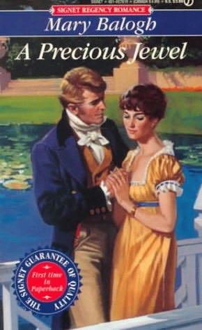 book cover of A Precious Jewel