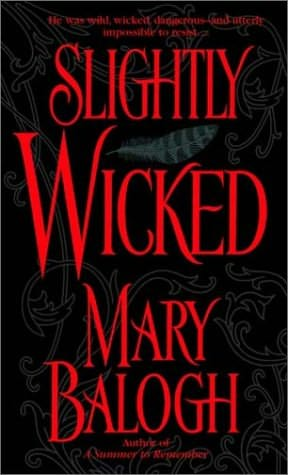 book cover of Slightly Wicked