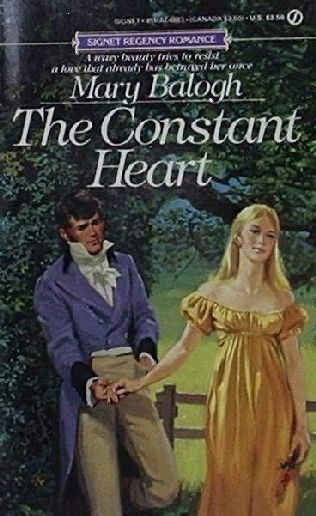 book cover of The Constant Heart