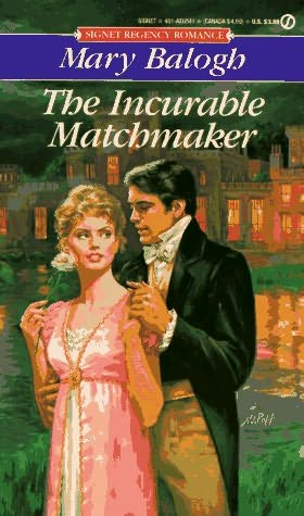 book cover of The Incurable Matchmaker