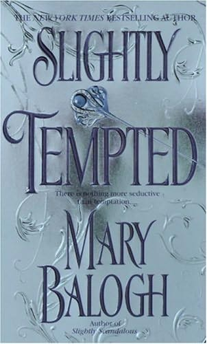 book cover of   Slightly Tempted