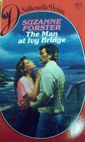 book cover of The Man at Ivy Bridge