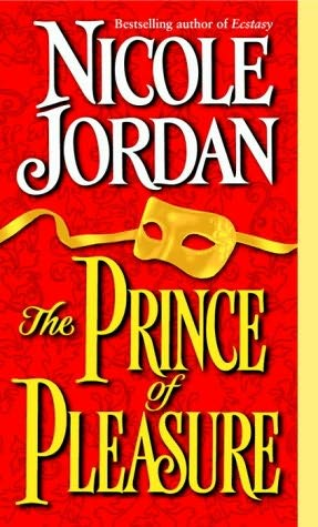 book cover of   The Prince of Pleasure