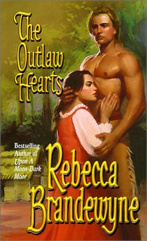 book cover of The Outlaw Hearts