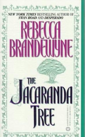 book cover of The Jacaranda Tree