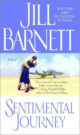 book cover of Sentimental Journey