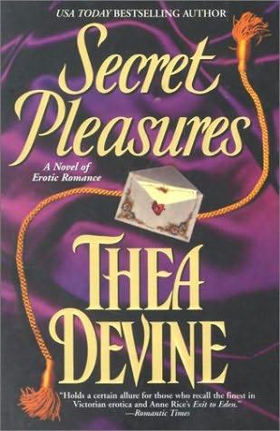 book cover of Secret Pleasures