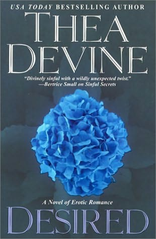 book cover of Desired