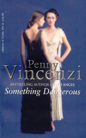 book cover of Something Dangerous
