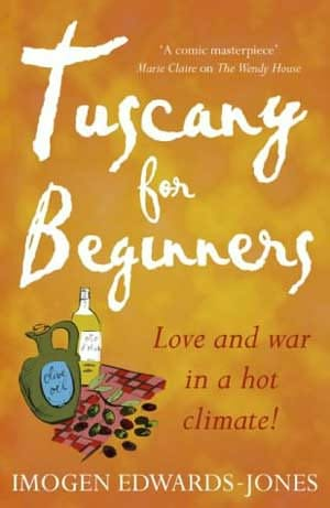 book cover of Tuscany for Beginners