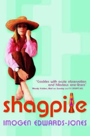 book cover of Shagpile