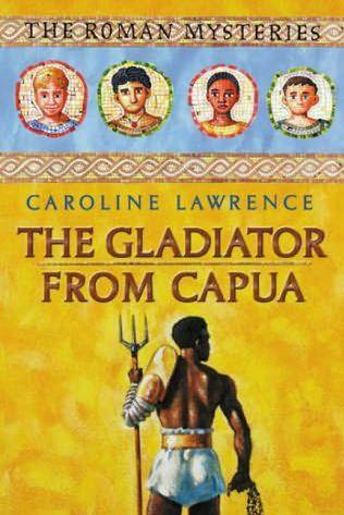 Caroline lawrence roman mysteries books