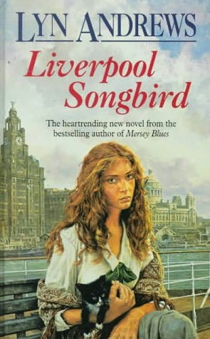 book cover of Liverpool Songbird