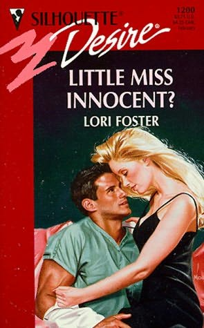 book cover of   Little Miss Innocent?