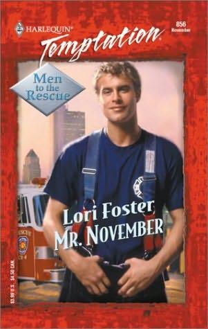 book cover of Mr. November