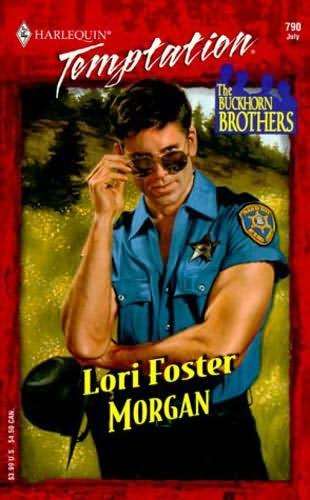 book cover of Morgan