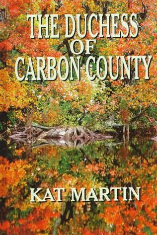 book cover of The Duchess of Carbon County