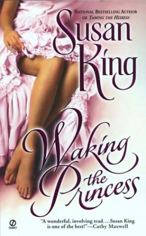 book cover of Waking the Princess