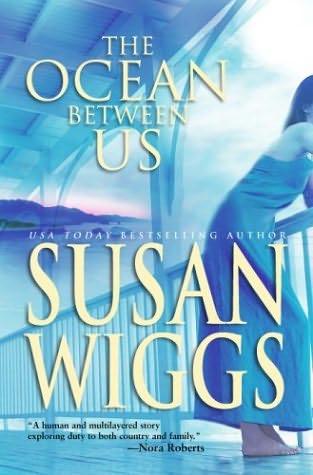 book cover of The Ocean Between Us