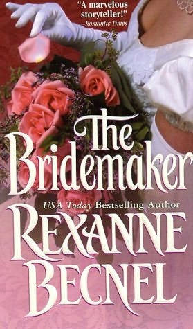 book cover of The Bridemaker