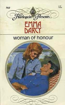 book cover of Woman of Honour