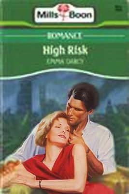 book cover of High Risk